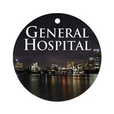 General Hospital Ornament (Round)