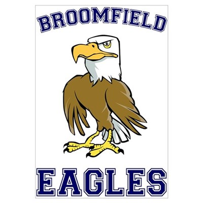 Broomfield Eagles Canvas Art