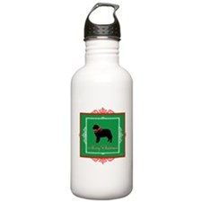 Berner Merry Christmas Water Bottle