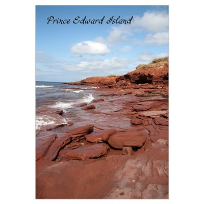 Prince Edward Island Canvas Art