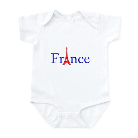 Viva la France Infant Bodysuit