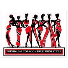 TRINBAGO STYLE Poster