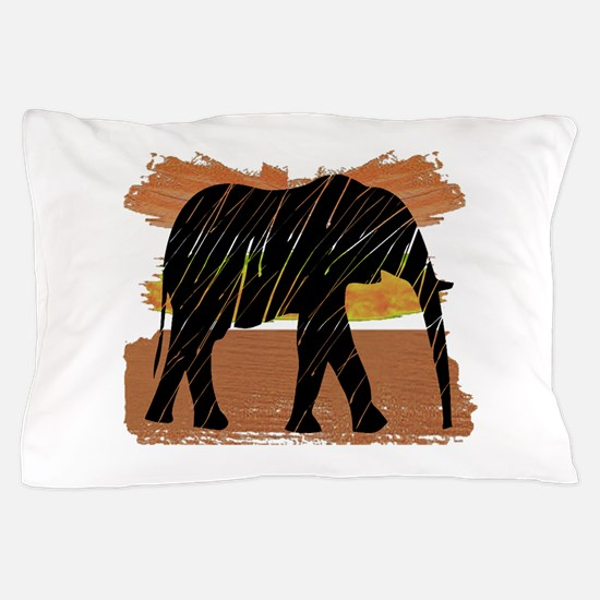 Unique Okapis Pillow Case