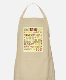 Let's Get Baking Apron