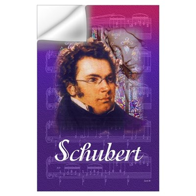 SCHUBERT Wall Decal