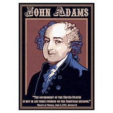 Adams -Tripoli Poster