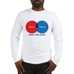 Circles Long Sleeve T-Shirt