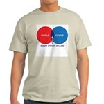 Circles Light T-Shirt
