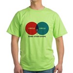 Circles Green T-Shirt