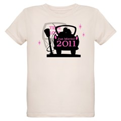 Drive In Newlyweds 2011 T-Shirt