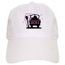 Drive In Newlyweds 2011 Baseball Cap