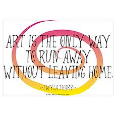 Runaway Artist II Poster