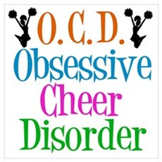 Cheering Obsession Poster