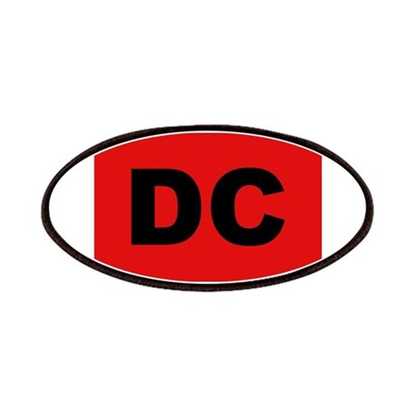 DC (Red and Black) Patches