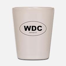 WDC Shot Glass