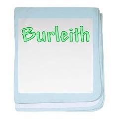 Burleith baby blanket