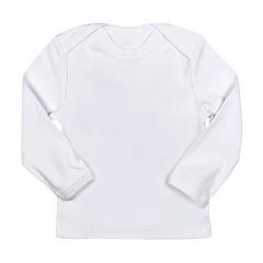 Georgetown Washington DC Long Sleeve Infant T-Shir