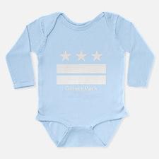 Glover Park Washington DC Long Sleeve Infant Bodys