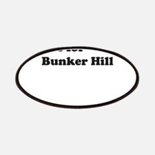 B is for Bunker Hill Patches