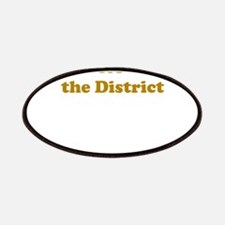 D is for the District Patches