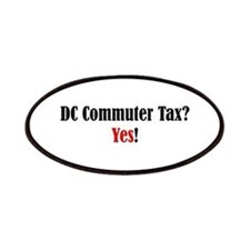 DC Commuter Tax? Yes! Patches