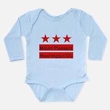 Mount Pleasant Long Sleeve Infant Bodysuit