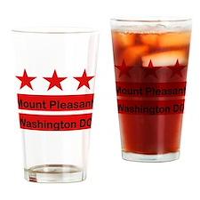 Mount Pleasant Drinking Glass