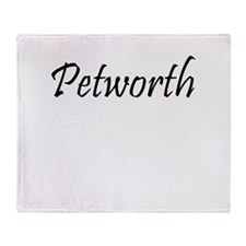 Petworth MG2 Throw Blanket