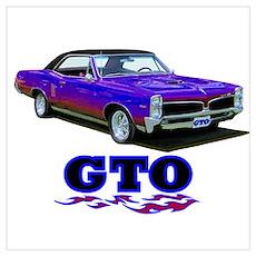 GTO mug Poster