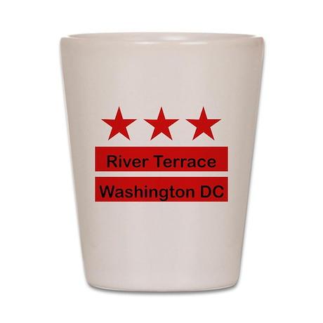 River Terrace Shot Glass