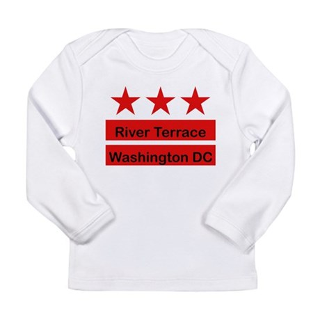 River Terrace Long Sleeve Infant T-Shirt
