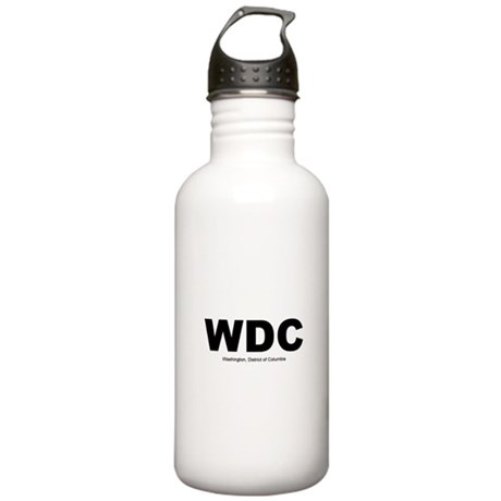 WDC Stainless Water Bottle 1.0L