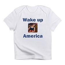 Wake Up America Infant T-Shirt