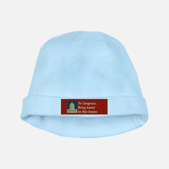 Congressional Honor Baby Hat