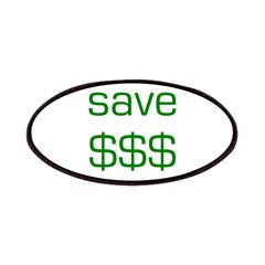 Save Dollars $$$ Patches