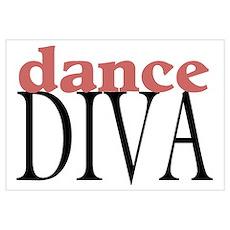 Dance Diva Poster