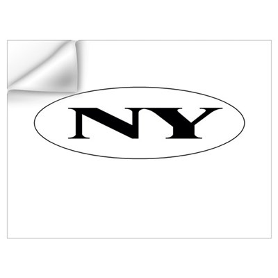 NY Wall Decal