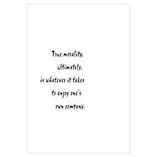 """True Morality"""