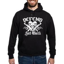 Defend FORT WORTH, TX - Hoodie
