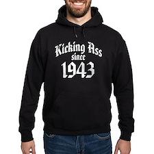 Kicking Ass Since 1943 Hoody