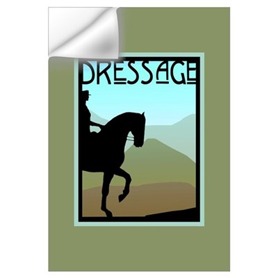 Craftsman Dressage Wall Decal