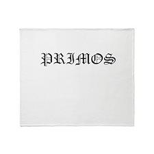 Primos Throw Blanket