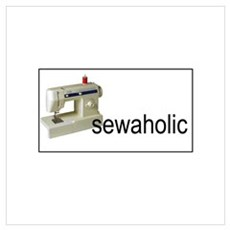 Sewaholic - Sewing Machine Poster
