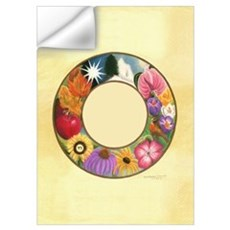 Ring of Seasons Wall Decal