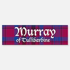 Tartan - Murray of Tullibardine Bumper Bumper Sticker