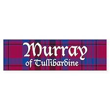 Tartan - Murray of Tullibardine Bumper Sticker