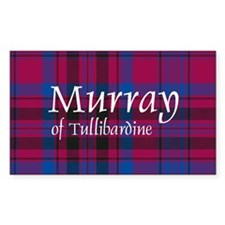 Tartan - Murray of Tullibardine Decal