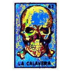 La Calavera Poster