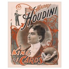 Houdini Performance Poster