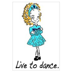 Live to Dance Poster